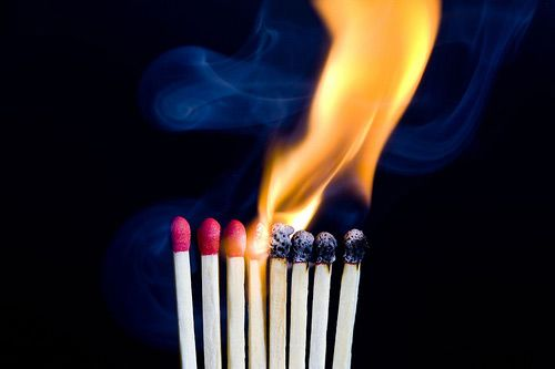 matches matches fire photography