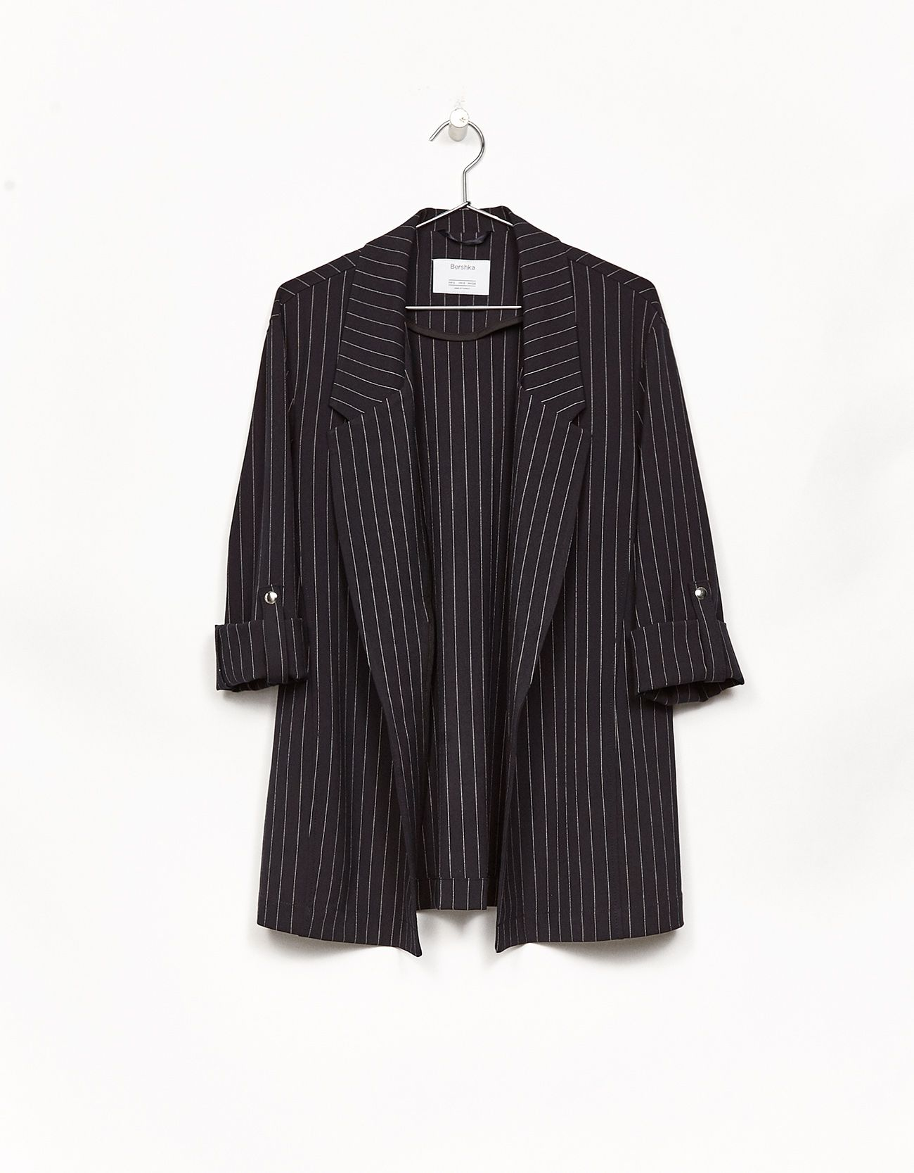 Flowing Blazer With Rolled Up Sleeves En 2019 Idées De