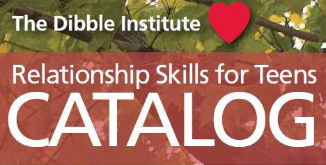 Dibble Institute | Relationship skills, Relationship