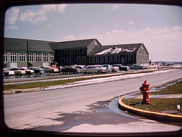 Base Exchange Building, Bunker Hill Air Force Base Other