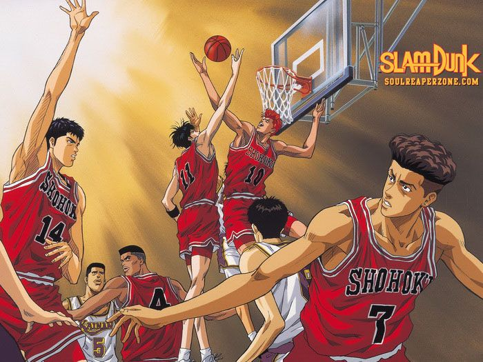 Slam Dunk Movie 1 Bluray Bd Soulreaperzone Free Mini Mkv Anime Direct Downloads Slam Dunk Anime Slam Dunk Basketball Anime
