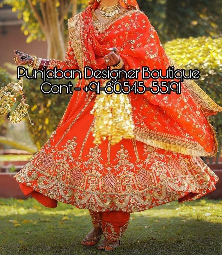 Buy latest collection of Punjabi Dresses & Punjabi Suit Designs Online in India at best