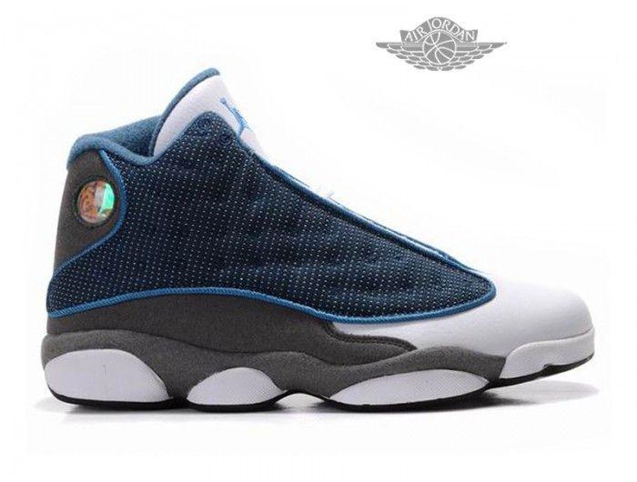 Air Jordan 13/XIII Retro GS Chaussure Nike Baskets Jordan Pas Cher Pour  Femme Air