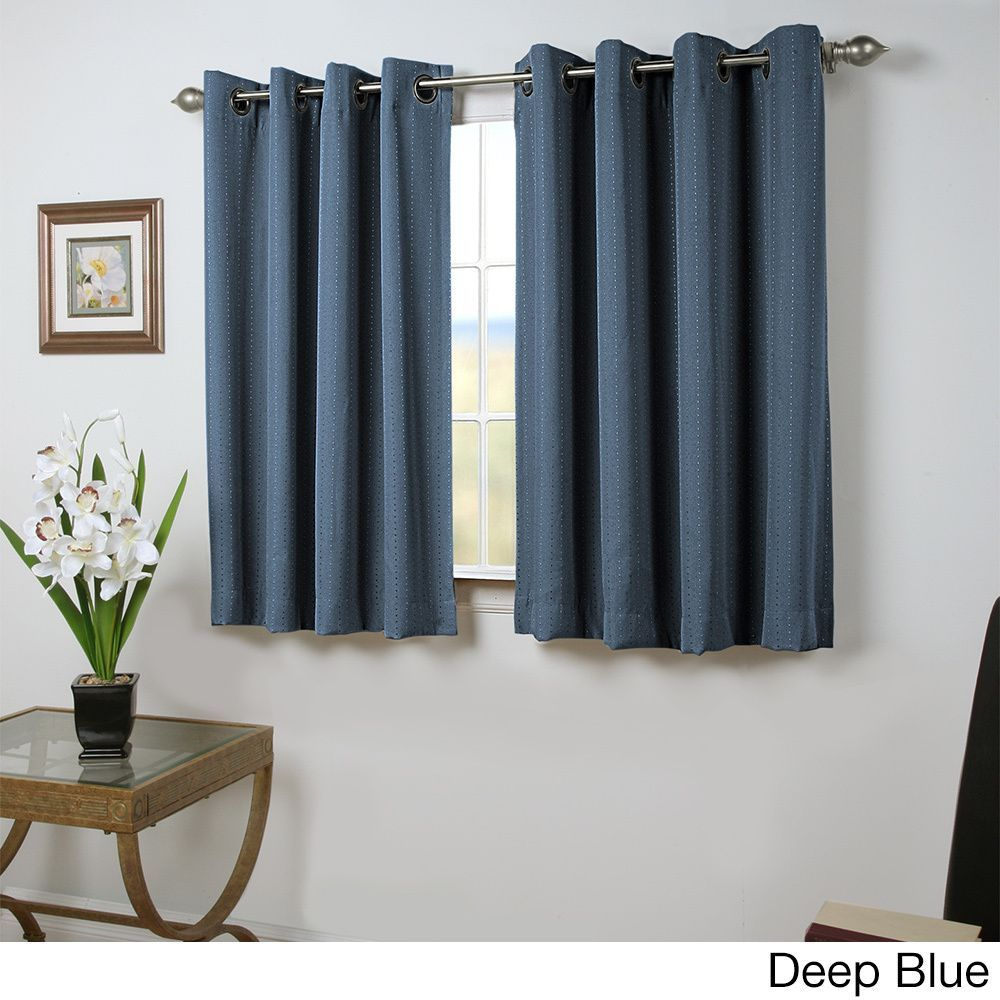 curtain pairs inch curtains with long teawingco grommets length sheer window muarju panels