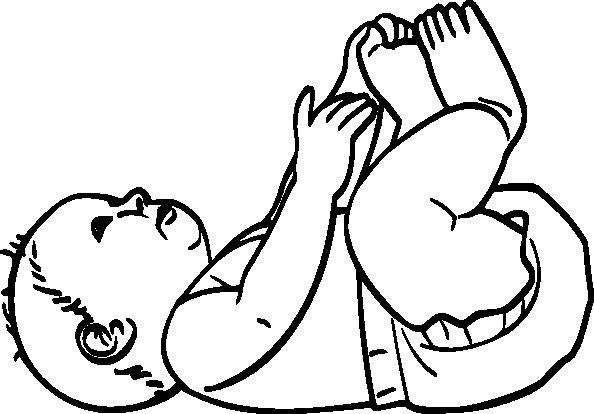 New Baby Supply Checklist Baby Coloring Pages Baby Supplies Baby Clip Art