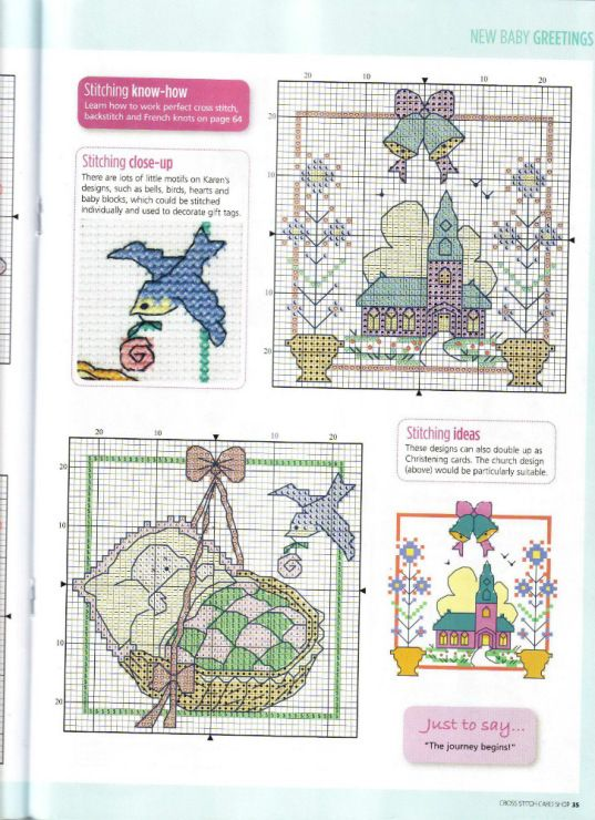 Gallery.ru / Фото #26 - Cross Stitch Card Shop 77 - missverstand