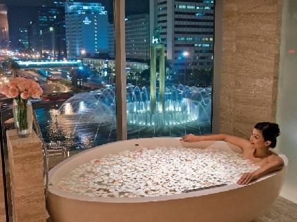 Bathroom Design Jakarta hotel indonesia kempinski jakarta | sleep in indonesia | pinterest