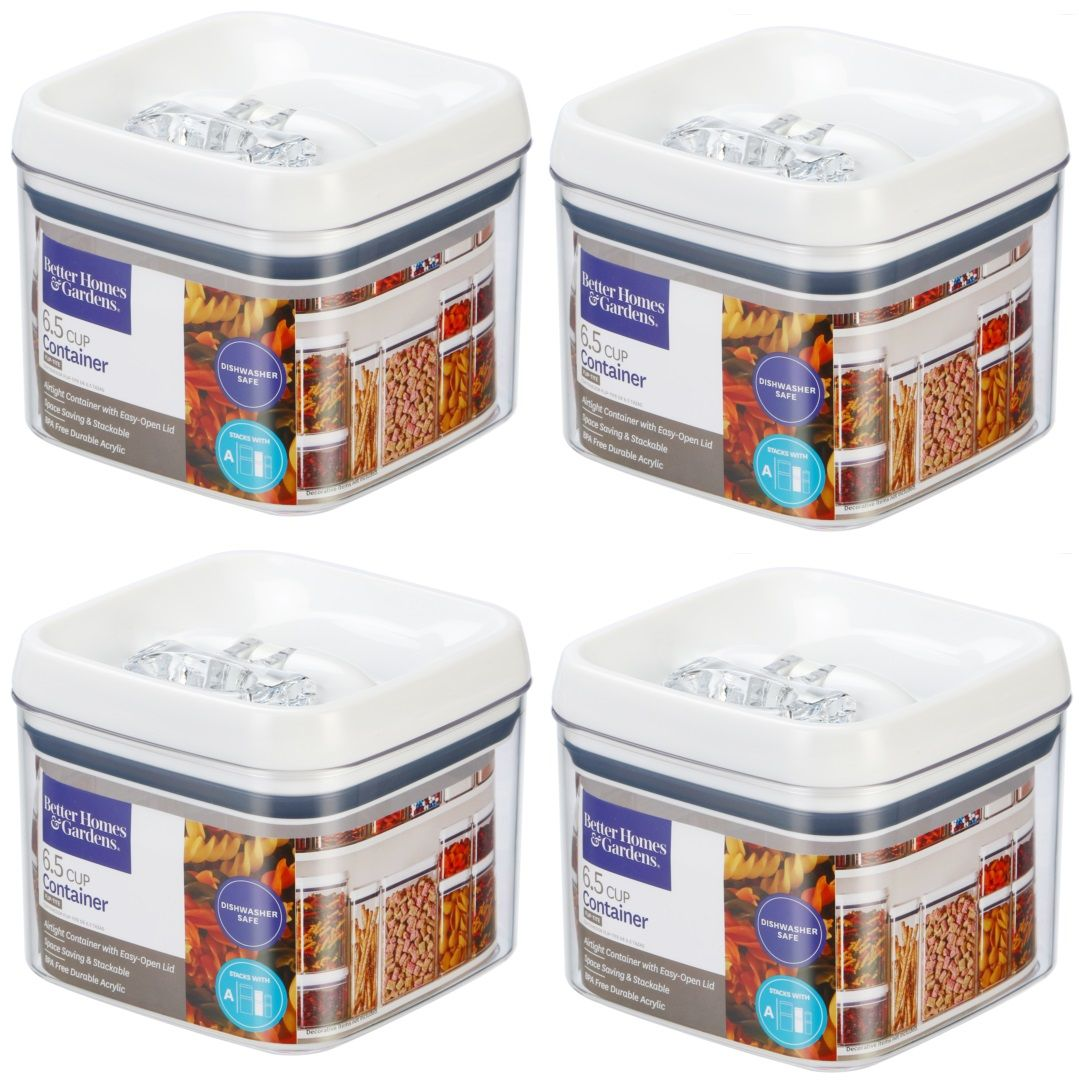 c5483bbef4632dafe6f677b0d88a2bc4 - Better Homes And Gardens Acrylic Containers