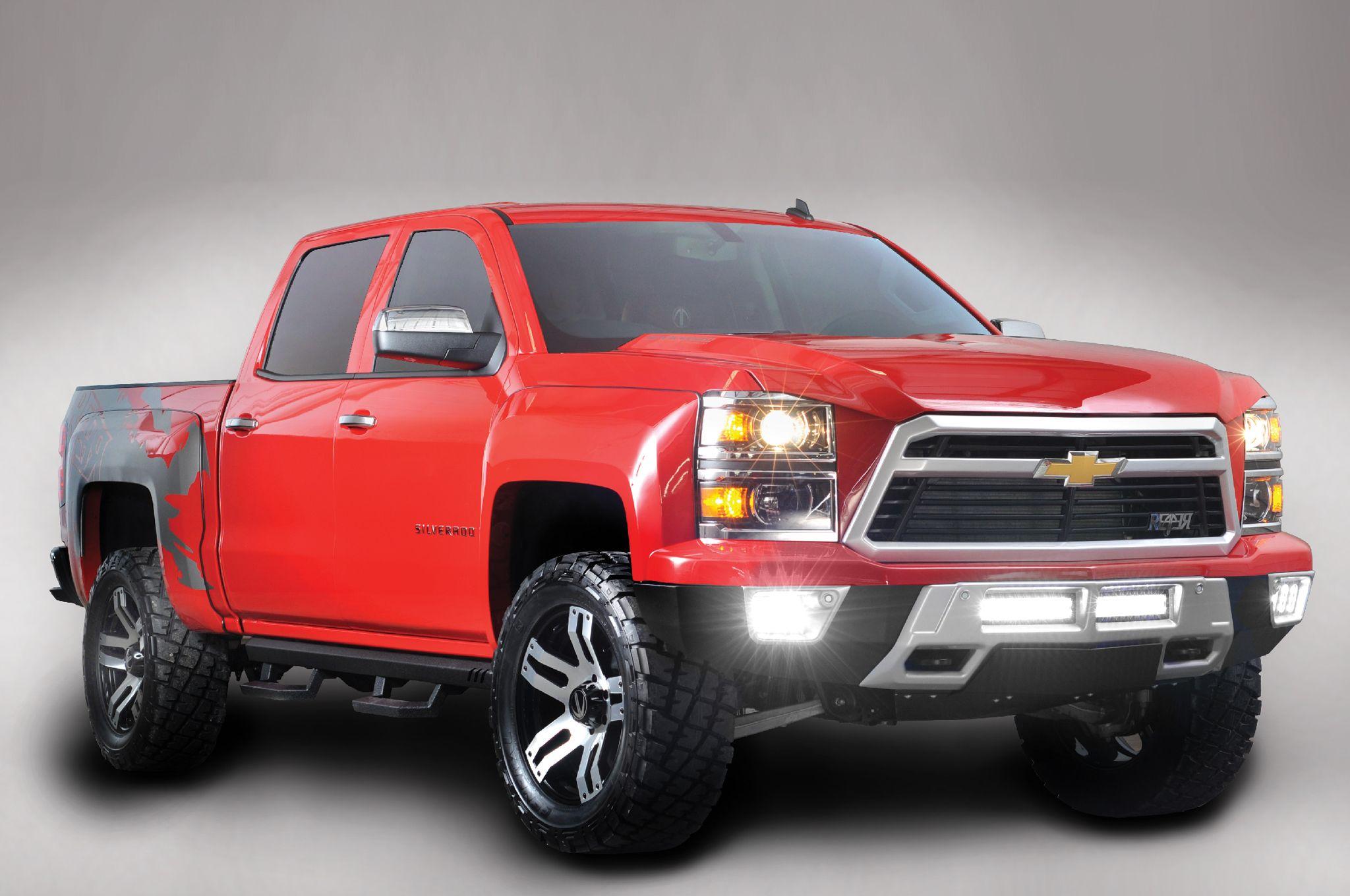 2015 Chevrolet Silverado 1500 6 2l 4x4 8 Speed Automatic Chevy Reaper Chevrolet Silverado Trucks