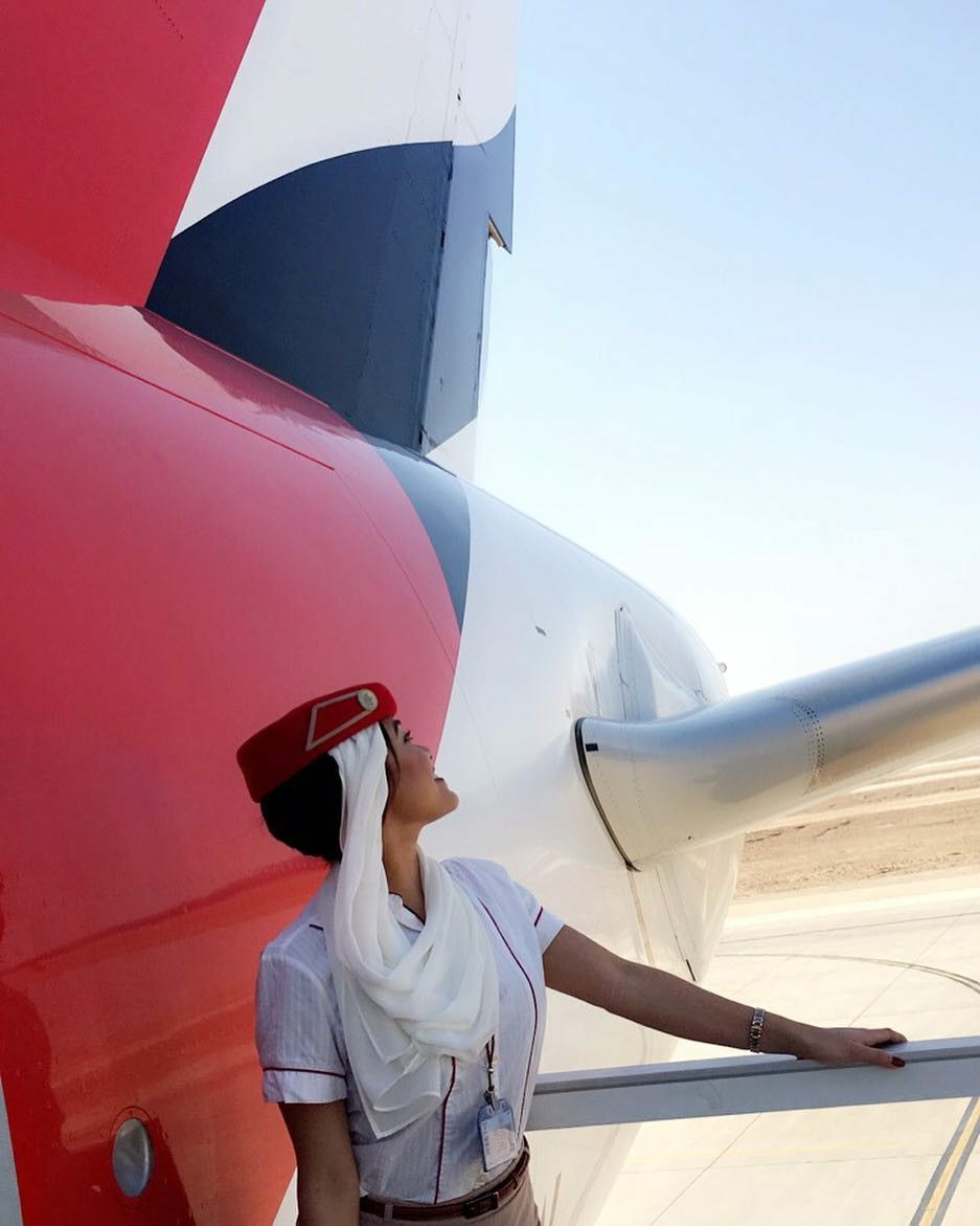 Malaysian Emirates Pretty Stewardess Boeing Emirates Cabin Crew Emirates Airline Flight Attendant Course
