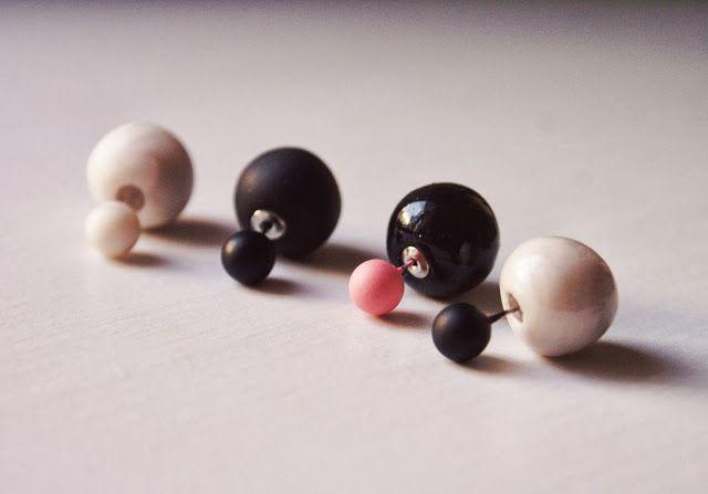 Style of Becca: DIY: Mise en Dior earring