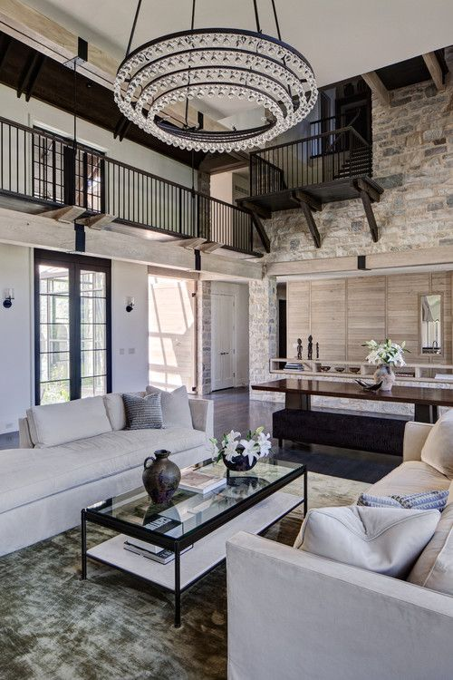 Michael Thronson Masonry Thin Stone Veneer Projects And: Lake Geneva Residence, WI. Michael Abraham Architecture