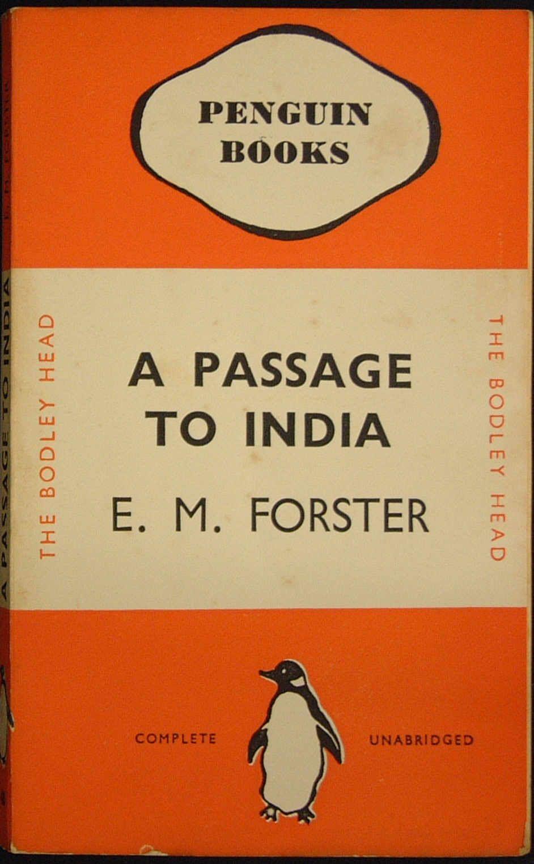 Main Series No. 48 Title A PASSAGE TO INDIA Author E. M