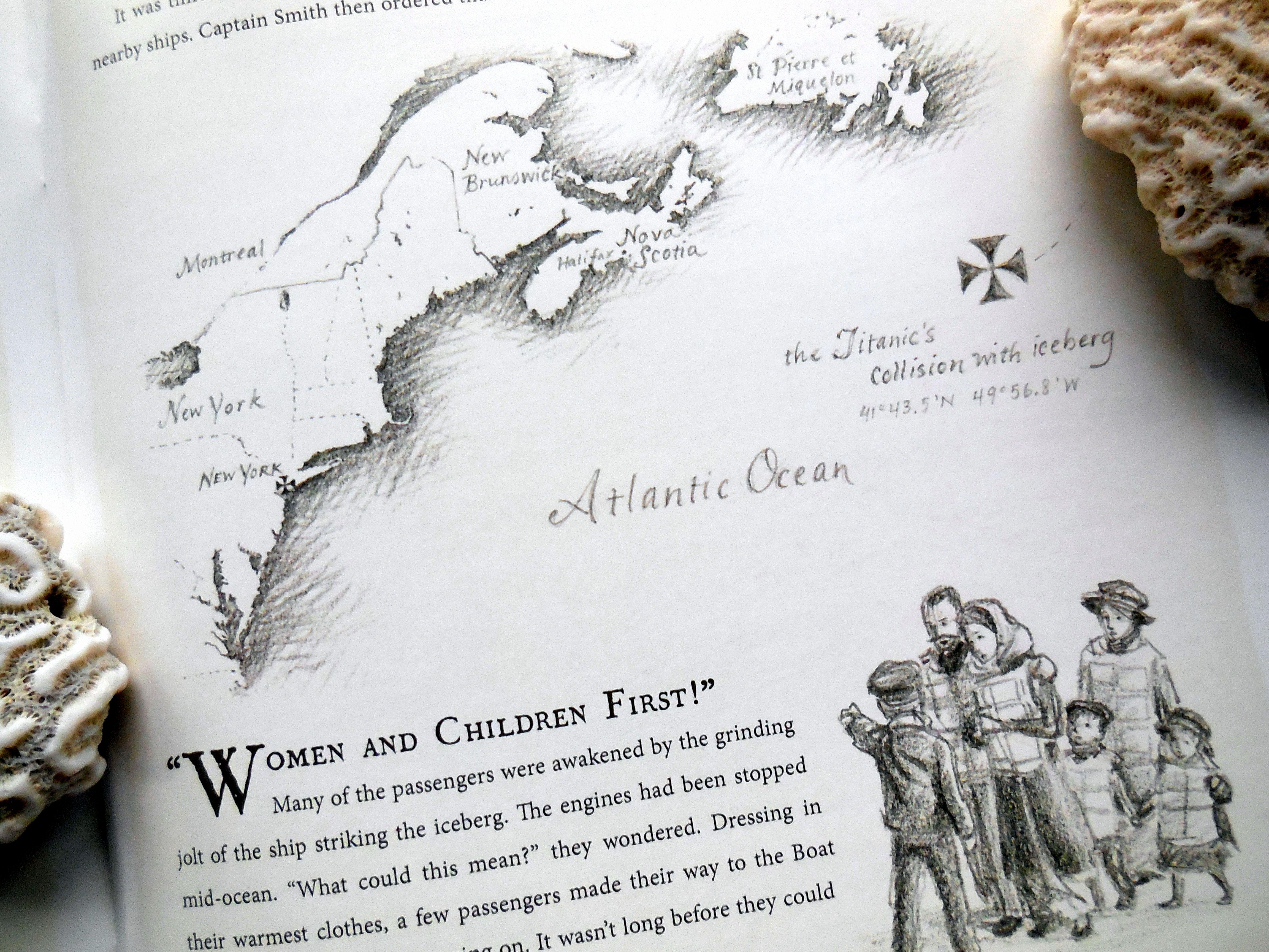 Children S Titanic Paper Dolls Giveaway 101st