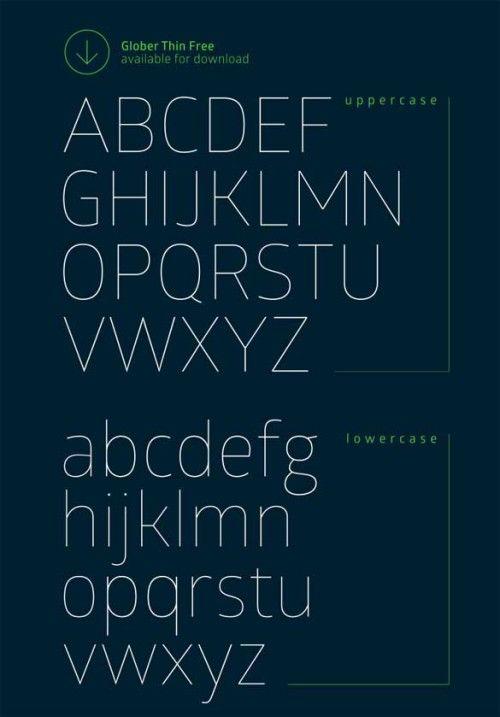 skinny font download