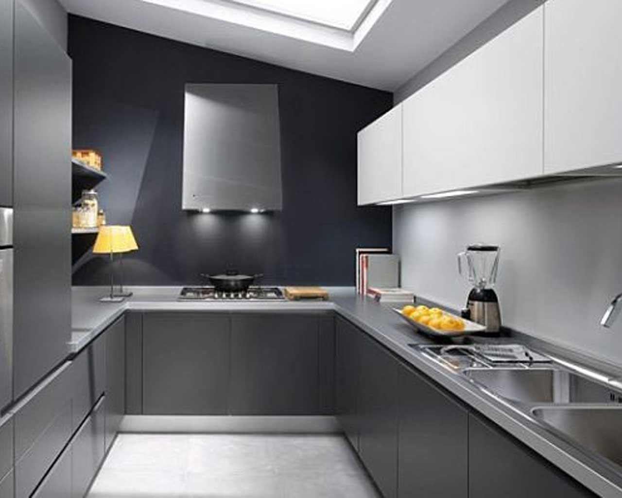 Minimalist Kitchen Design House Design Ideas Pinterest