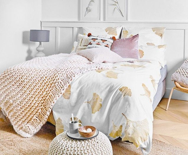 Perkal Bettwasche Nala Products In 2019 Pillow Cases Bed Bed
