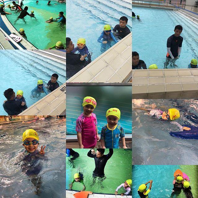 其實我們真的很愛我們的學生看見每一位同學嘅成功就係我哋嘅原動力 #黃埔體育會 #幼兒游泳班 #兒童游泳班 ...