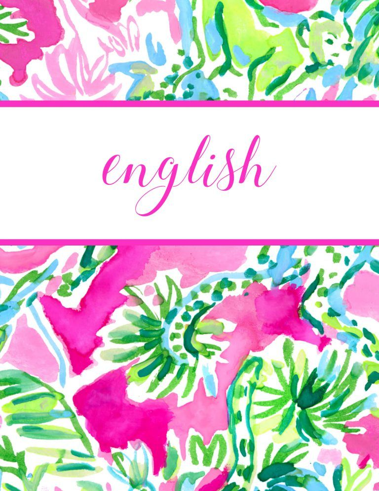 image regarding Free Printable Binder Covers Lilly Pulitzer called No cost Printable Preppy Lilly Pulitzer Binder Handles