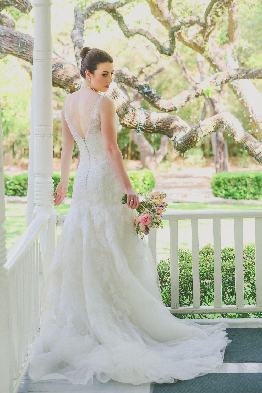 Spring Wedding in Austin, Texas Wedding dresses, Wedding
