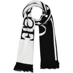 Photo of Canada Goose – Knit Logo Schal in Schwarz | Damen (Unisize) Canada Goose