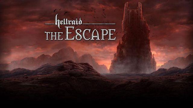 Il trailer di lancio di Hellraid The Escape