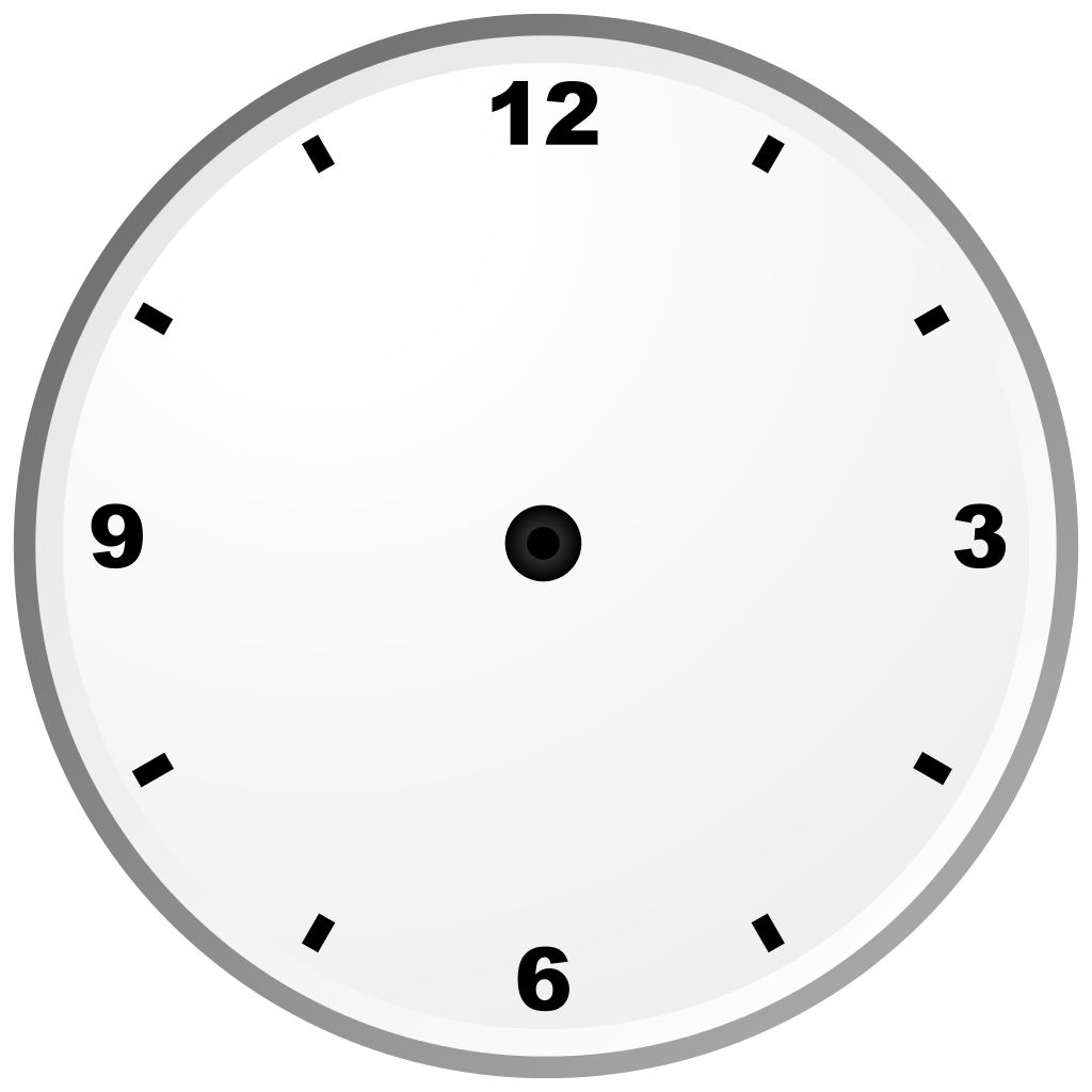 Revised Clock Face With Images