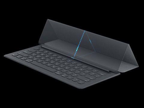 Apple、画面が12.9型になった「iPad Pro」 ~第3世代64bitプロセッサ「A9X」搭載。オプションでキーボードとペンも用意 - PC Watch