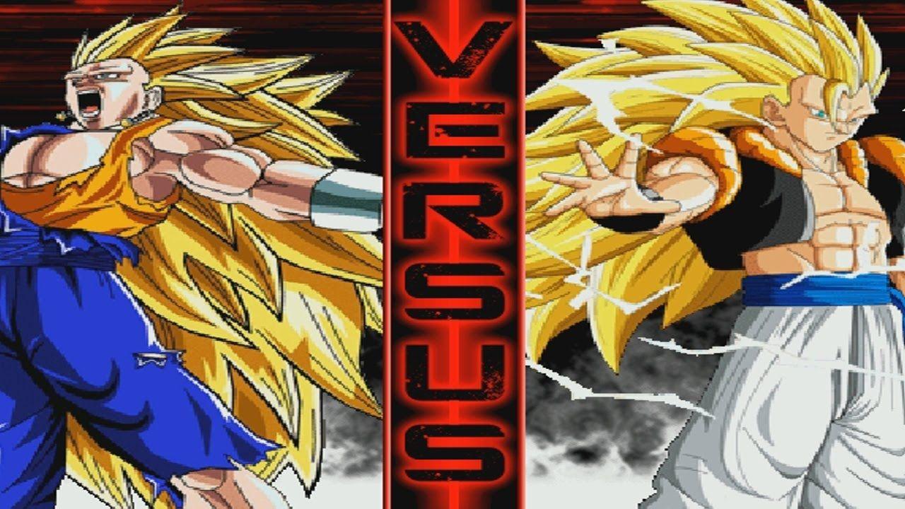 Dragon Ball Infinity Mugen 2014 (Character List) Battle of