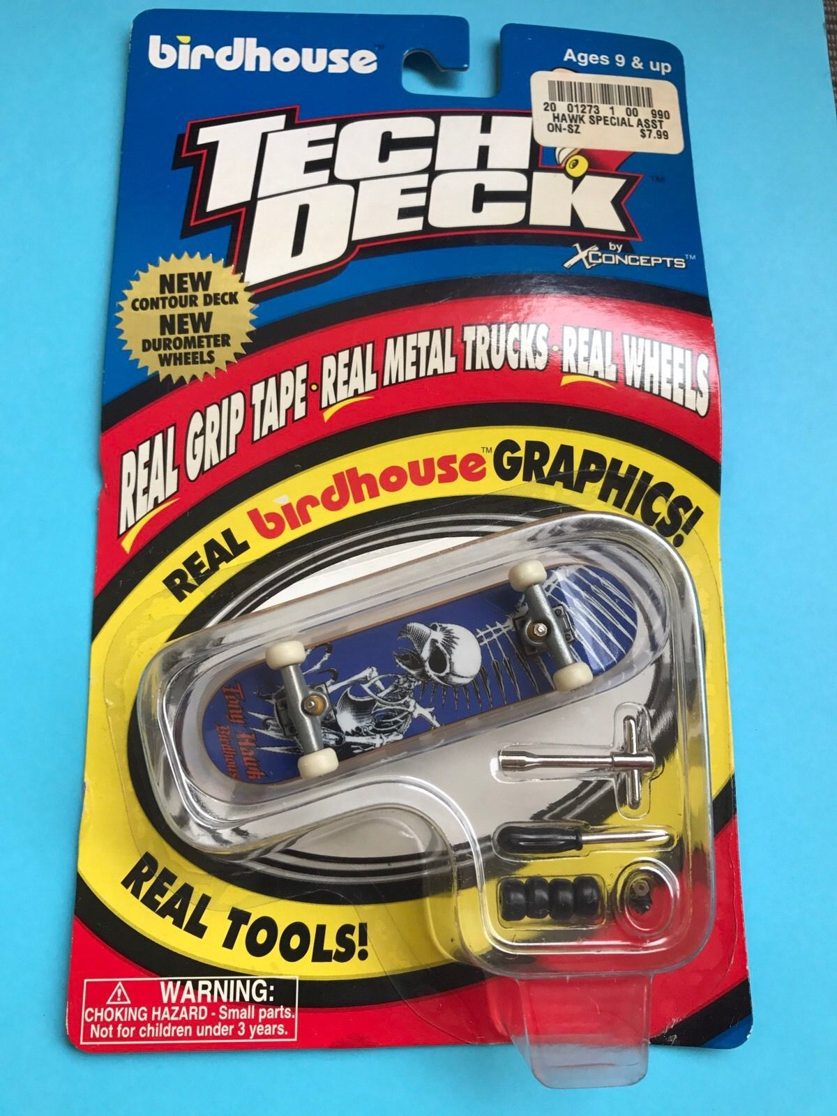 transformer tech deck tony hawk birdhouse 1998 xconcepts