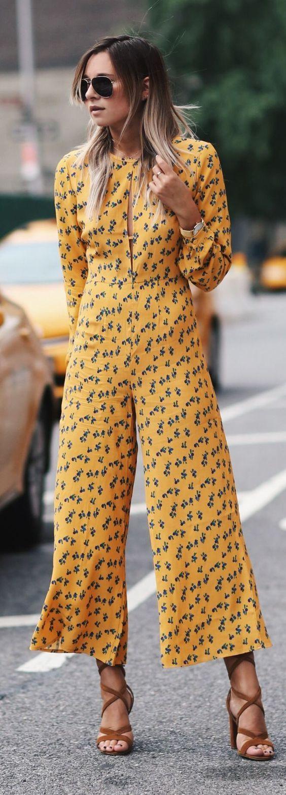 56 Ideas De Monos De Moda Para Damas Palazzos De Moda Moda Para Mujer Moda Para Damas
