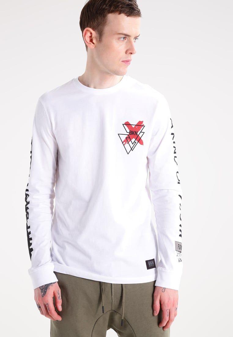 Brooklyn's Own by Rocawear Camiseta manga larga - bright white - Zalando.es