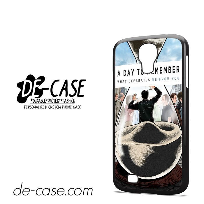 A Day To Remember What Separates Me From You DEAL-184 Samsung Phonecase Cover For Samsung Galaxy S4 / S4 Mini