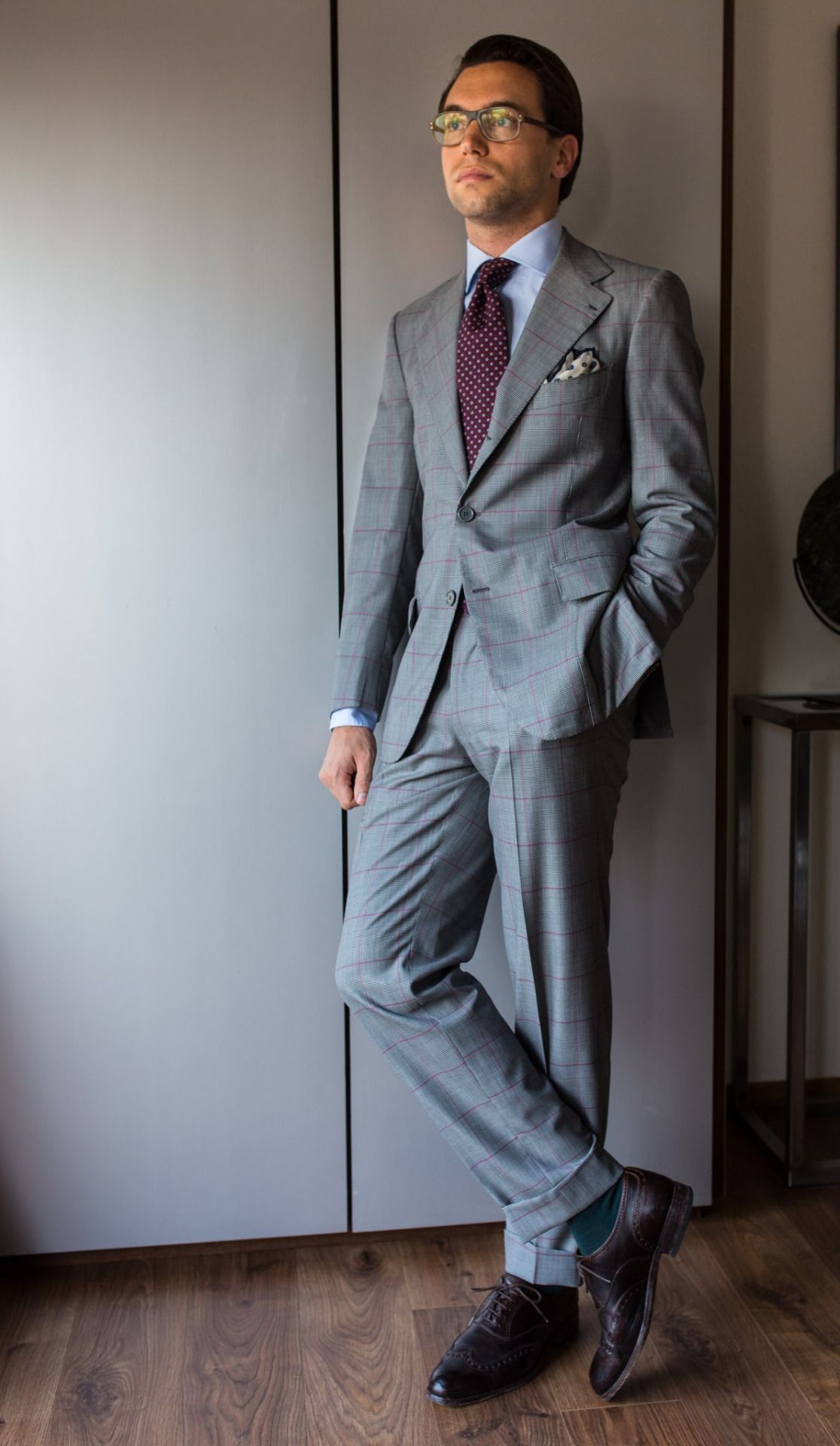 "paul-lux: "" A more relaxed fit by Sartoria Formosa Bespoke Lucca ..."