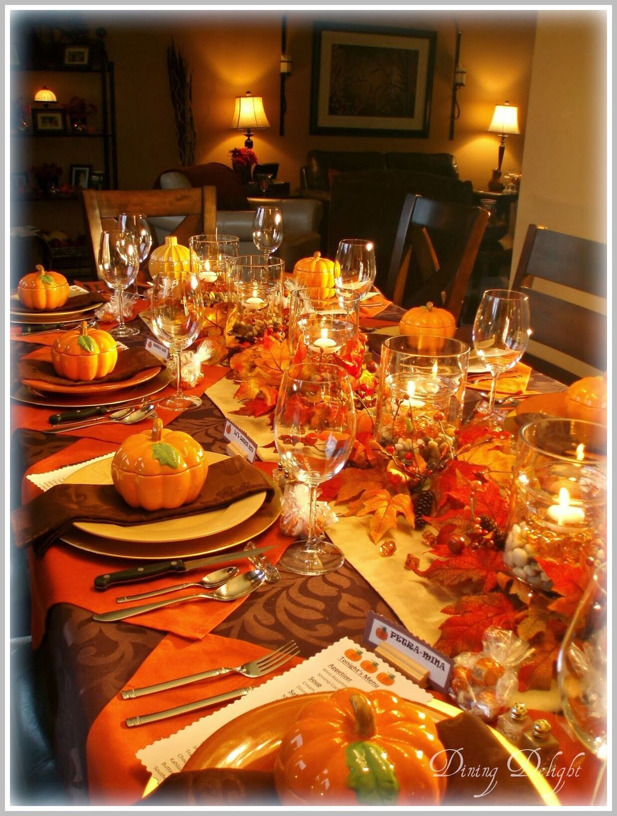 55 Reference Of Table Decoration Dinner Thanksgiving Thanksgiving Dinner Table Decorations Thanksgiving Table Decorations Simple Thanksgiving Table