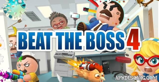 تحميل لعبة beat the boss 4 مهكرة