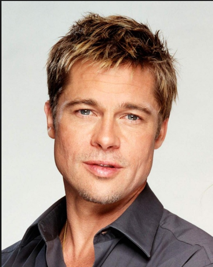 Brad Pitt Hairstyles Brad Pitt  Hairstyles  Pinterest  Brad Pitt Men's Haircuts And
