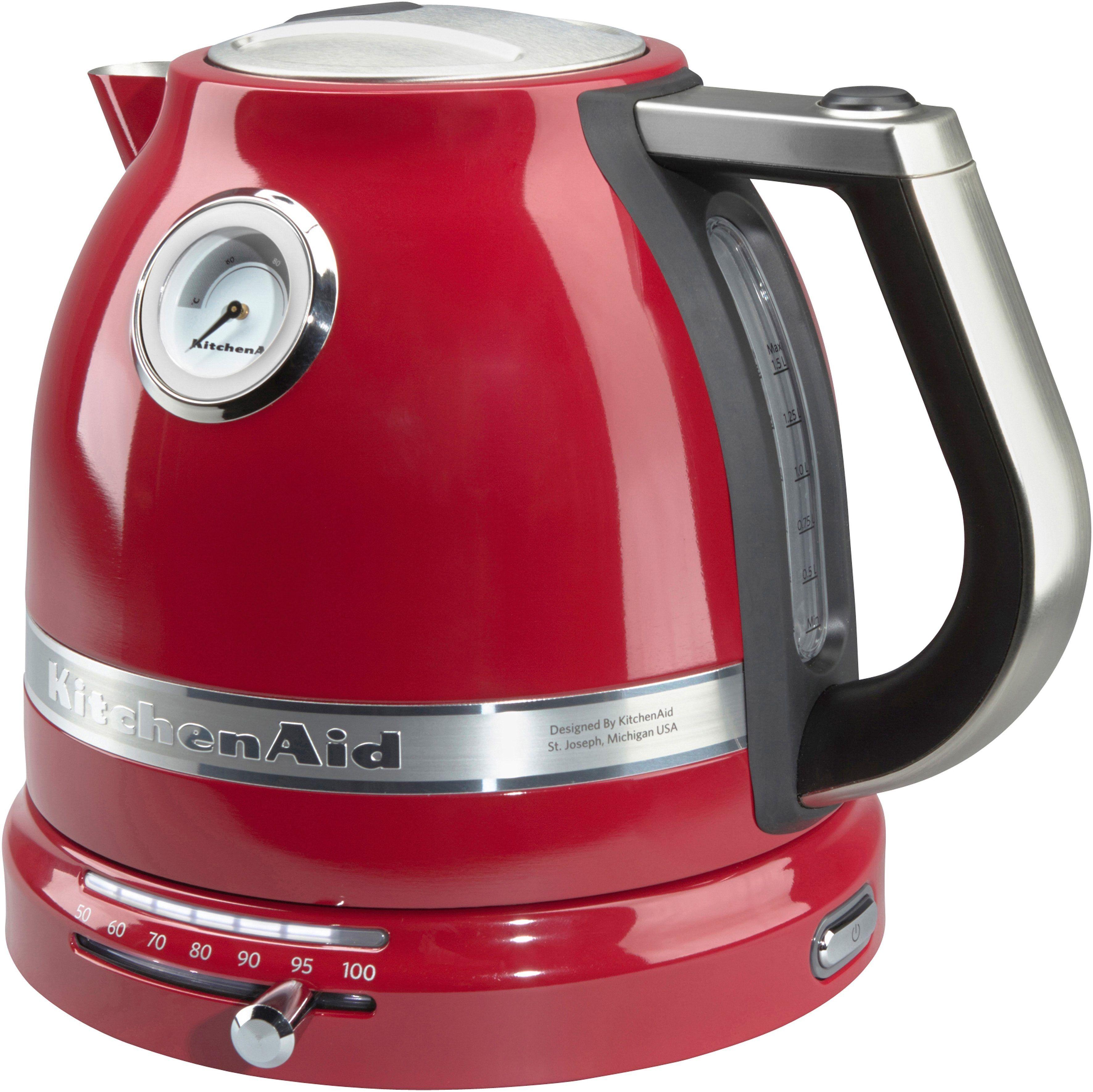 KitchenAid® Artisan Wasserkocher- Ausgerüstet mit vielen nützlichen ...