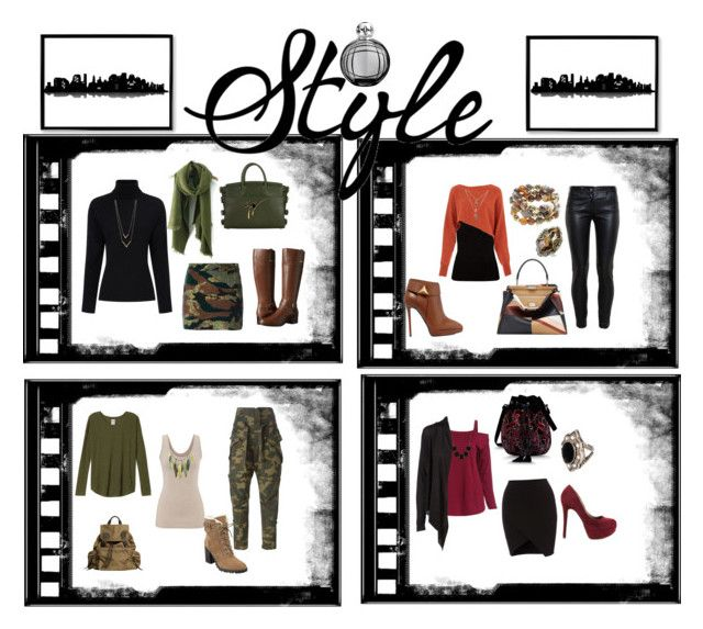"""Style"" by minichyna ❤ liked on Polyvore featuring Faith Connexion, Balenciaga, Ashish, Preen, Crea Concept, maurices, Fendi, Burberry, Giuseppe Zanotti and Alberta Ferretti"