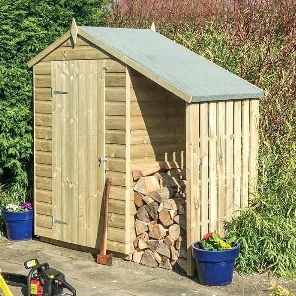 Merveilleux Lean To Storage 4 X 3 Pressure Treated Wood Storage Sheds With Lean To Lean  To Storage Shed Kits