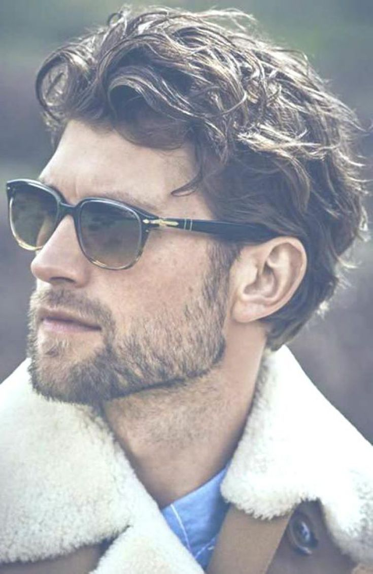 Haircuts for wavy hair men mens slicked back hairstyles  ick wavy hairstyle for men hd