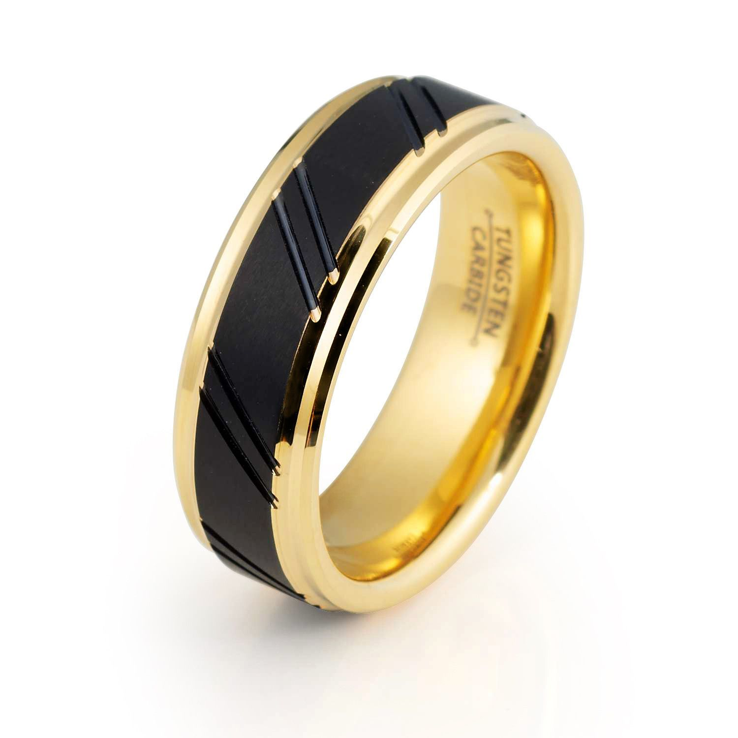 band ideas pride gold bands male for men symbols steel ring rings gallery buy wedding decor gay