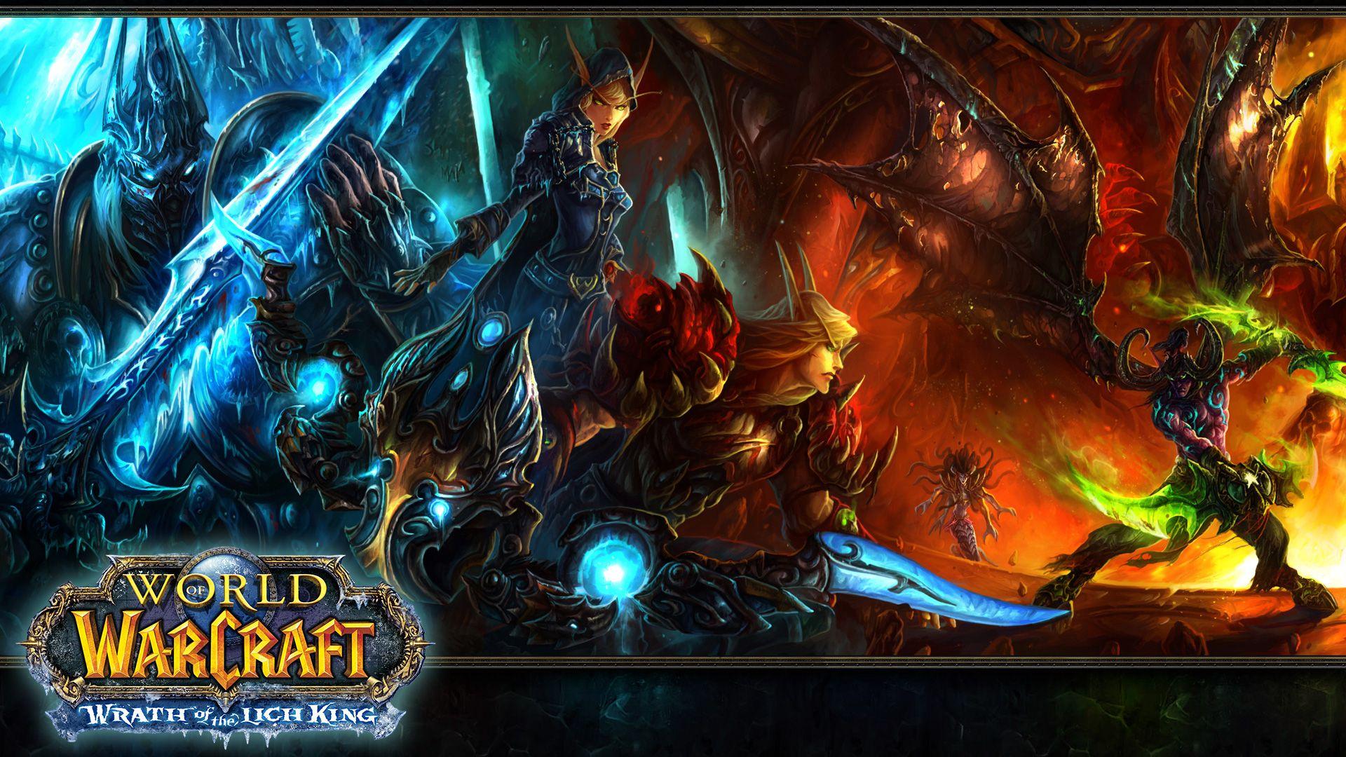 World Of Warcraft Wallpaper World Of Warcraft Wallpaper World