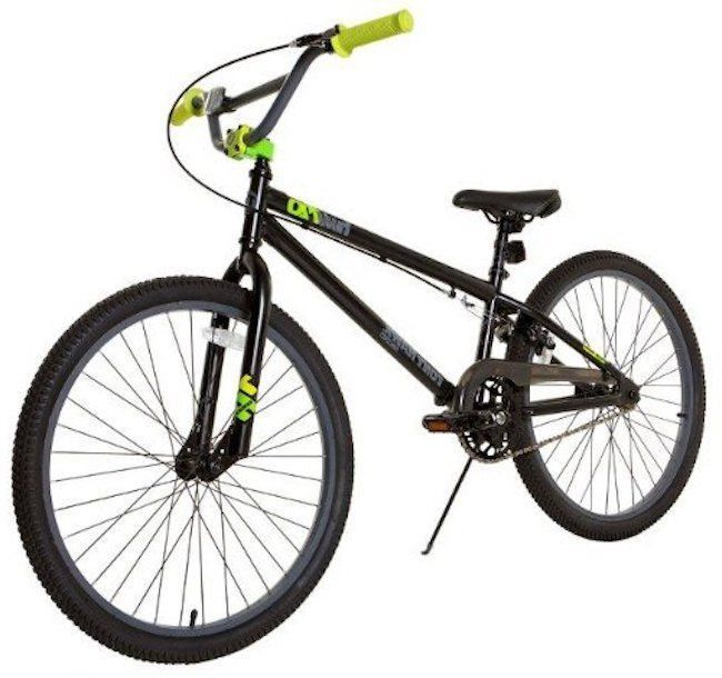Bike 24 Inch Bmx Bikes Tony Hawk Boy S 720 Matte Black Alloy