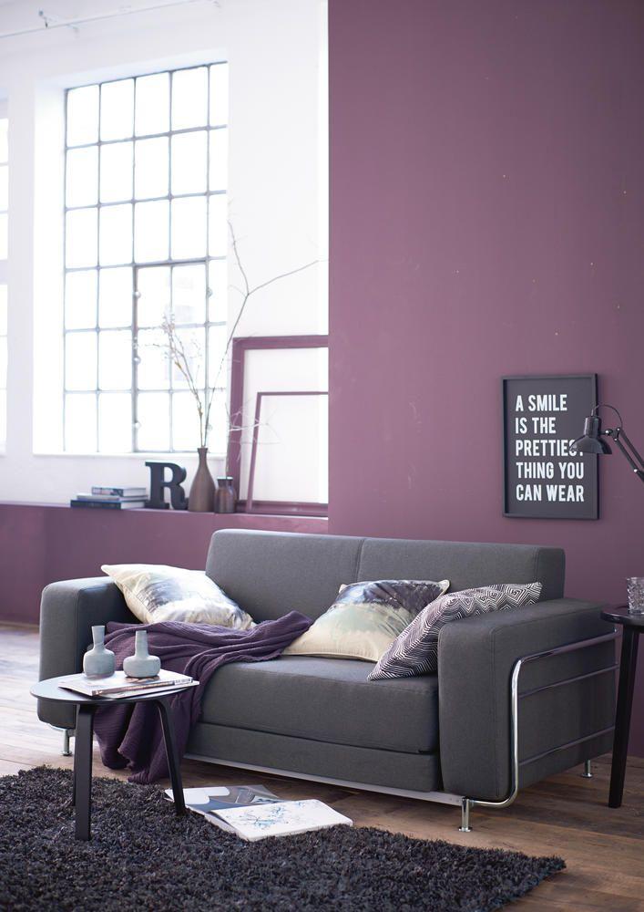 Bildergebnis für küche wandfarbe flieder Zimmer farben