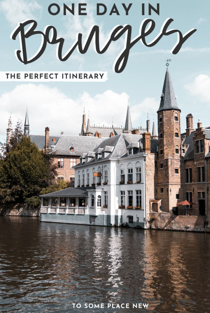One day in Bruges Itinerary - What to do in Bruges in one day