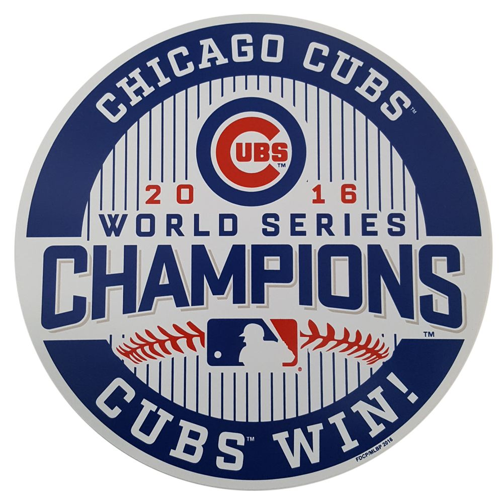 2016 World Series Champions Mlb Chicago Cubs Chicago Cubs World Series Chicago Cubs