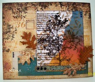 Poem Tree - Kim x