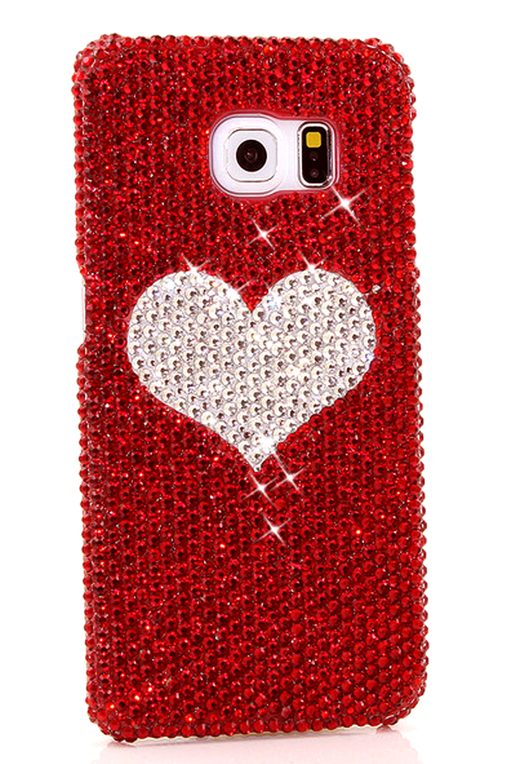 Heart Design Samsung Galaxy Note 5 case Red awesome phone cover shops