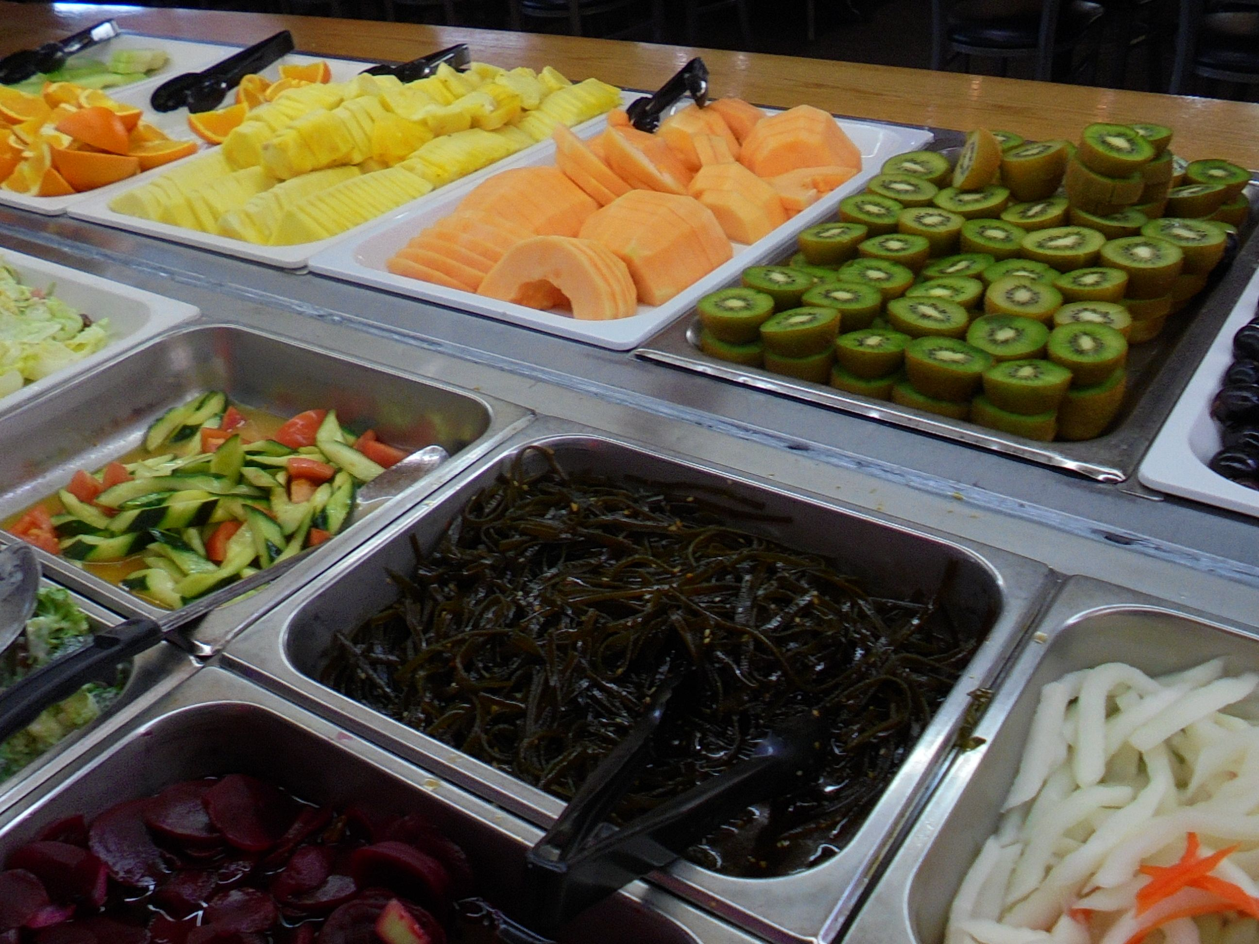 #Selection of #fruit, #dessert #and #vegetables - www.drewrynewsnetwork.com
